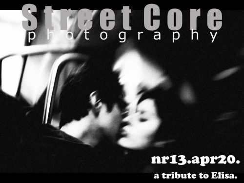 SCP Street Core Photography - April (2020)