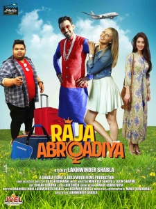 Raja Abroadiya 2018 Hindi 1080p WEB-DL x264 AAC -DDR