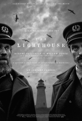 The Lighthouse 2019 BluRay 1080p DTS-HD MA 5 1 HEVC-DDR
