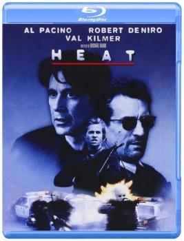Heat - La sfida (1995) Full Blu-Ray 32Gb VC-1 ITA DTS-HD MA 5.1 ENG DD 5.1