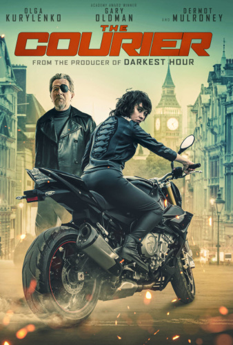 The Courier (2019) BluRay 1080p YIFY