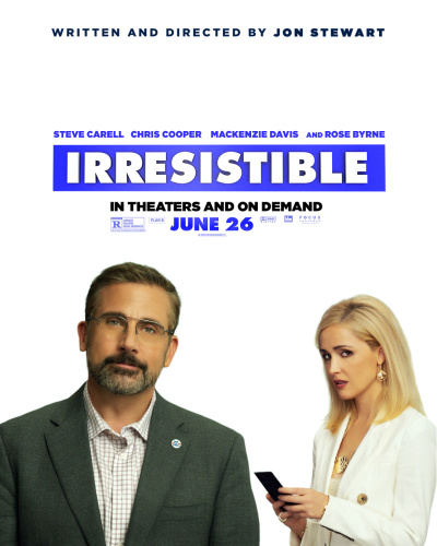 Irresistible 2020 HDRip XviD AC3-EVO