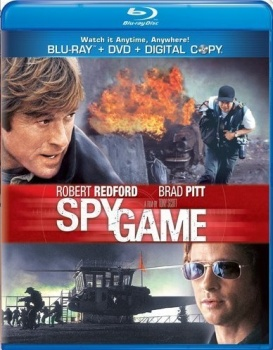 Spy Game (2001) Full Blu-Ray 28Gb AVC ITA ENG DTS-HD MA 5.1