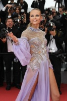 Natasha Poly -                            ''BlacKkKlansman'' Premiere Cannes May 14th 2018.