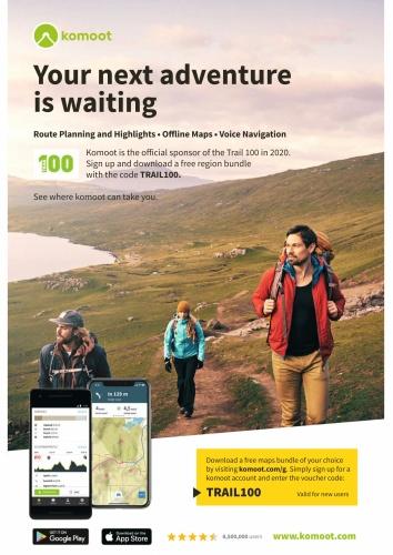 Trail UK - February (2020)