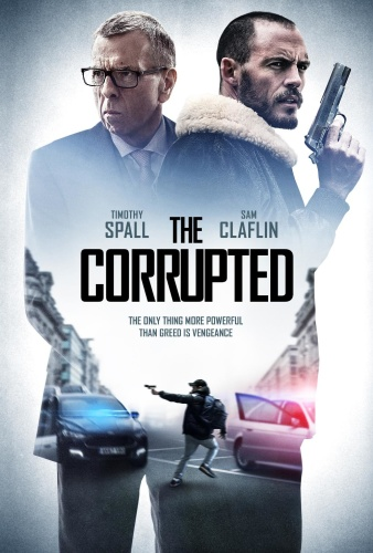 The Corrupted 2019 720p BRRip XviD AC3-XVID