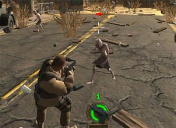 Zombie Survival: Strain Z-1