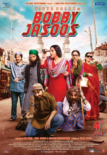 Bobby Jasoos 2014 1080p WEB-DL AVC-DUS Exclusive
