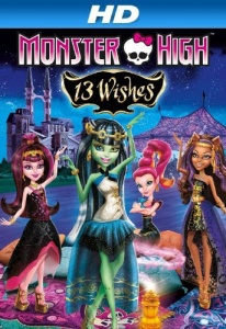 Monster High 13 Wishes 2013 1080p BluRay H264 AAC-RARBG