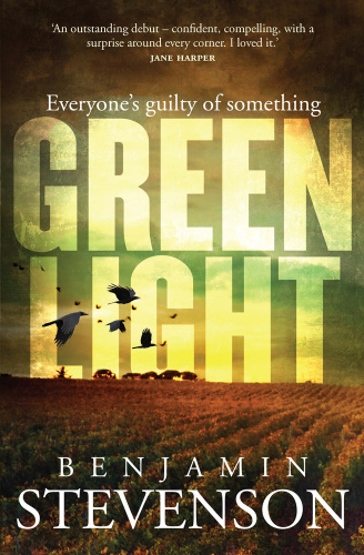 Greenlight   Benjamin Stevenson    Book