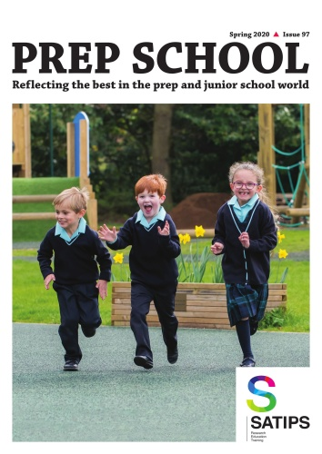 Prep School Magazine - Issue 97 - Spring (2020)