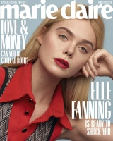 Elle Fanning - Marie Claire, February 2020