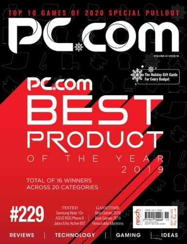 PC com - November-December (2019)