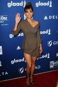 Halle Berry - 29th Annual GLAAD Media Awards in Beverly Hills (4/12/18)