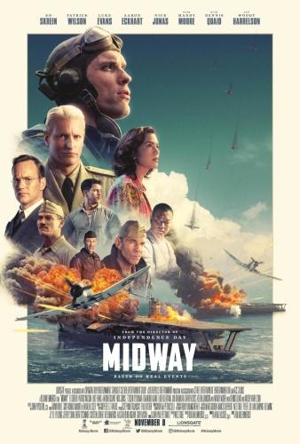 Midway (2019) 2160p HDR 5 1 x265 10bit