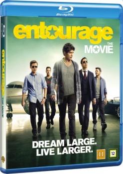 Entourage (2015) Full Blu-Ray 34Gb AVC ITA DD 5.1 ENG DTS-HD MA 5.1 MULTI