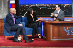 Alex Wagner - The Late Show with Stephen Colbert: November 6th 2018