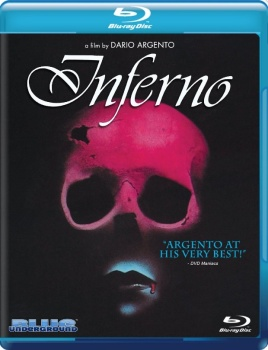 Inferno (1980) Full Blu-Ray 32Gb AVC ITA ENG GER DTS-HD MA 2.0