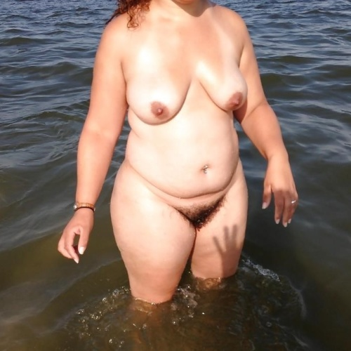Thick wife nude