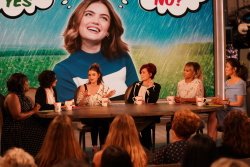 Lucy Hale - The Talk: March 29th 2018