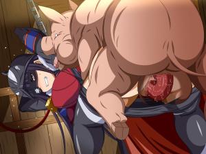 [Urasekai 2 (SPEC)] Super Hentai CG Shuu 13 Buta ni Kawareru Mesu Dorei Sono 3【Nikutai Kaizou Ver】
