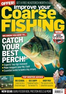 Improve Your Coarse Fishing  November (2019)