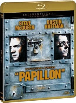 Papillon (1973) Full Blu-Ray 31Gb AVC ITA ENG DTS-HD MA 5.1