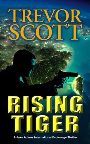 Rising Tiger by Trevor Scott