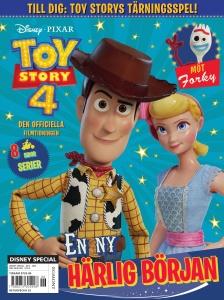 Toy Story 4  November (2019)