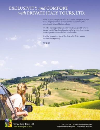 Italia ! Magazine - March (2020)