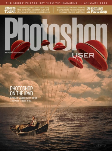 Photoshop User - January (2020)