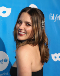 Sophia Bush at the 5th Annual UNICEF Masquerade Ball in Los Angeles - 10/27/17