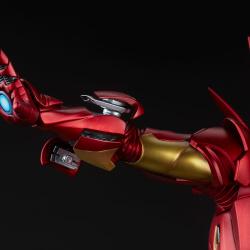 Iron Man Extremis Mark II - Statue (Sideshow) TdHNNzZw_t