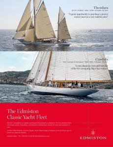 Classic Boat - January (2020)