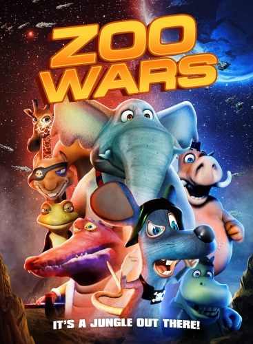Zoo Wars 2018 1080p WEB-Rip DD2 0 HEVC-DDR