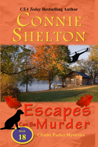 Escapes Can Be Murder by Connie Shelton