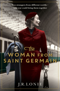 The Woman from Saint Germain by J R  Lonie