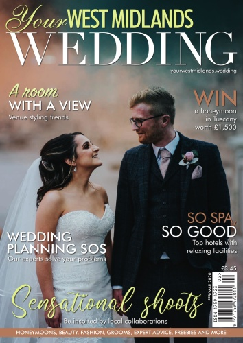 Your West Midlands Wedding - February-March (2020)