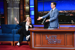 Melissa McCarthy - The Late Show with Stephen Colbert: May 11th 2018