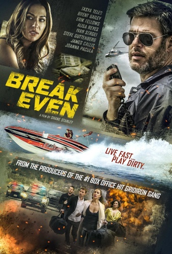 Break Even 2020 HDRip XviD AC3-EVO
