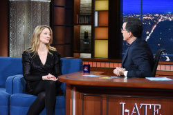 Heidi Schreck - The Late Show with Stephen Colbert: March 15th 2019
