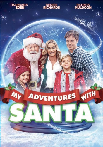 My Adventures with Santa 2019 BRRip XviD AC3-EVO