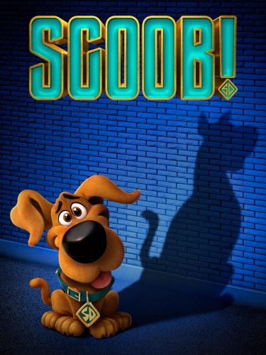 Scoob (2020) 720p BluRay x264 DD5 1 [Dual Audio][Hindi+English] BWT Exclusive