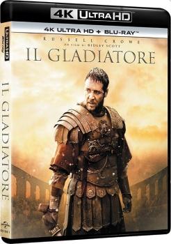 Il Gladiatore (2000) Full Blu-Ray 4K 2160p UHD HDR 10Bits HEVC ITA DTS 5.1 ENG DTS:X/DTS-HD MA 7.1 MULTI