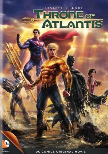 Justice League Throne Of Atlantis (2015) 720p BluRay [YTS]