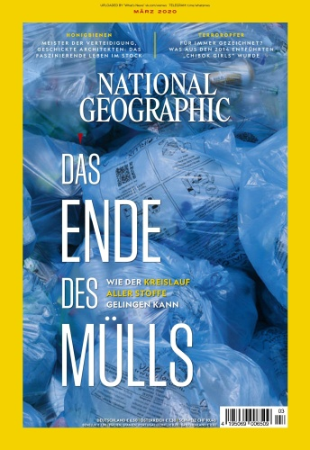 National Geographic Germany - 03 (2020)