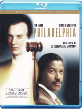 Philadelphia (1993) Full Blu-Ray 39Gb AVC ITA DD 2.0 ENG DTS-HD MA 5.0 MULTI