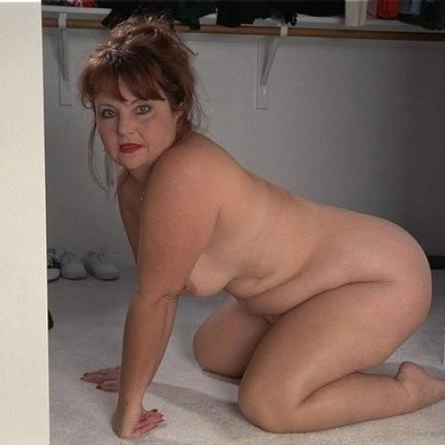 Mature plump nude women