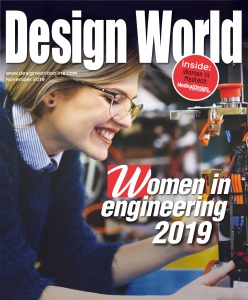 Design World - Women In Enginering November (2019)
