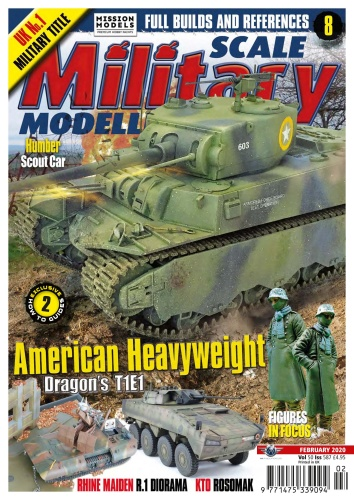 Scale Military Modeller International - Issue 587 - February (2020)
